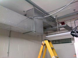 Passive Fire Protection | Fire Rated Ductwork